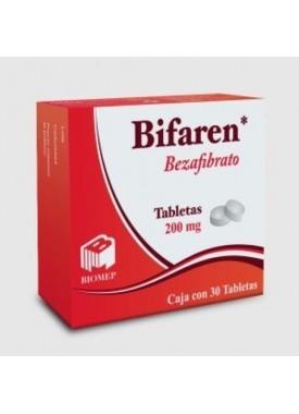 BIFAREN TABLETAS 200 MG. C/30
