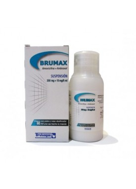 BRUMAX SUSPENSION 250 MG. C/90 ML.