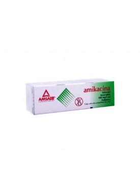 AMIKACINA GI INYECTABLE 100 MG C/1 AMP.