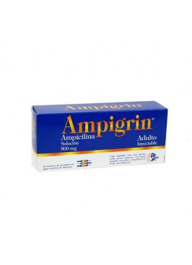 AMPIGRIN ADULTO INYECTABLE C/3
