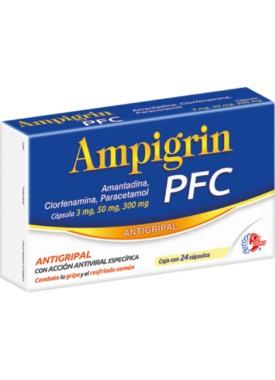 AMPIGRIN PFC CAPS C/24