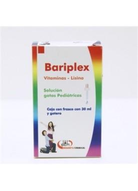 BARIPLEX GOTAS C/30 ML