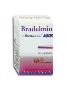 BRADELMIN SUSP. 20 ML