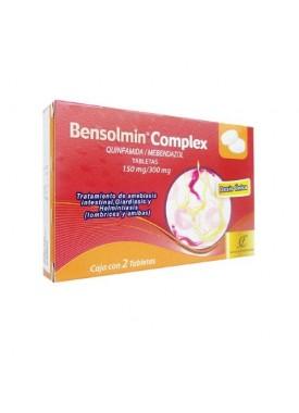 BENSOLMIN COMPLEX TABLETAS C/2