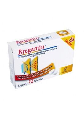 BREGAMIN TABLETAS C/12