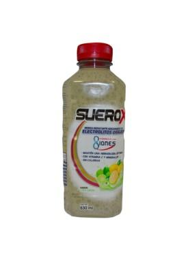SUEROX AD 8 IONES LIMA LIMON 630 ML