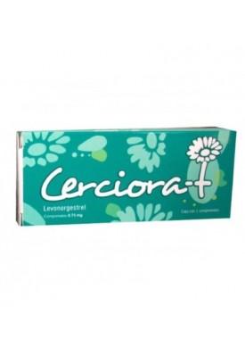 CERCIORA-T COM C/2 0.75 MG
