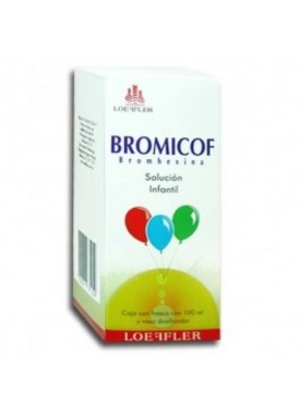 BROMICOF INF SUSP. 100 ML