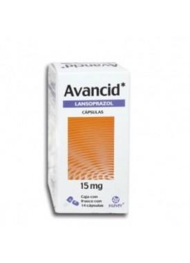 AVANCID 15 MG C/14 CAP