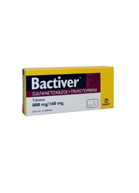 BACTIVER F COMPR. 160/800 C/14