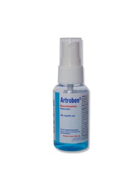 ARTROBEN SPRAY 30 ML.