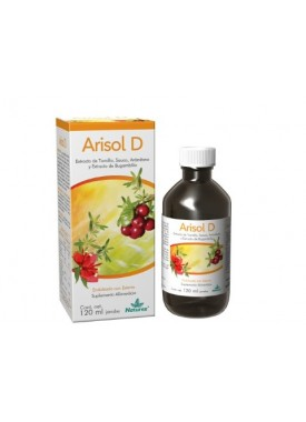 ARISOL D JAR 120 ML