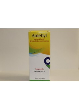 AMEBYL SUSP. 120 ML 2.5 GR /2GRX100 ML