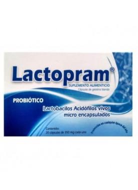 LACTOPRAM ADULTO CAPSULAS C/20
