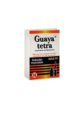 GUAYATETRA ADULTO INYECTABLE C/1