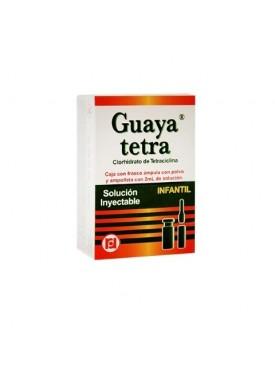 GUAYATETRA INFANTIL INYECTABLE C/1 50 MG