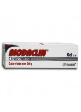 BIODACLIN GEL C/30 G.