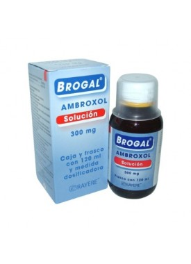 BROGAL SUSPENSIÓN 0.300 G/100 ML FCO 120 ML