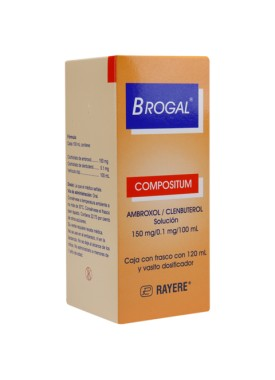 BROGAL COMPOSITUM SUSP. 120 ML