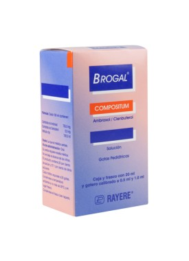 BROGAL COMPOSITUM GOTAS 7.5 G/.005ML C/20 ML