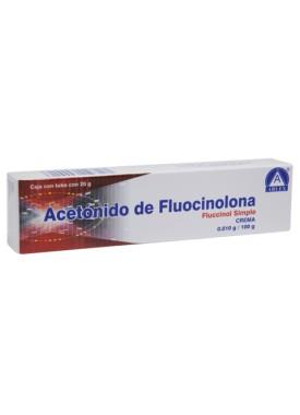 ACETONIDO DE FLUOCINOLONA CREMA C/20 GR.