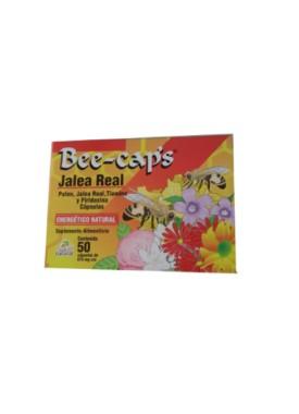 BEE-CAPSS CAPSULAS C/50