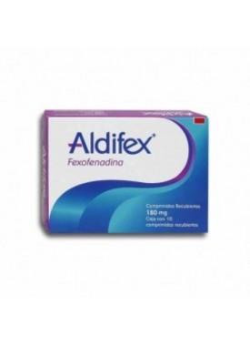 ALDIFEX COMPRIMIDOS 180 MG. C/10