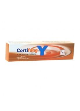 CORTIFUNG-Y CREMA C/30 GR