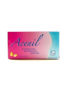 ACENIL OVULOS C/10