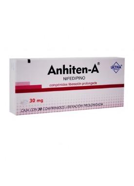 ANHITEN -A CAJA 30MG C/30