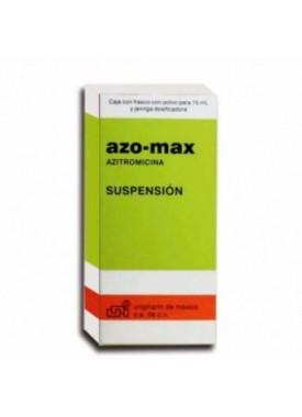 AZO-MAX SUSP. 200 MG. 15 ML