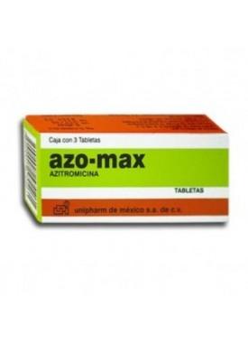 AZOMAX 500 mg TAB. C/3