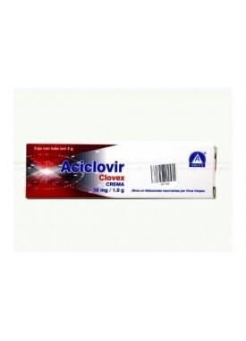 ACICLOVIR CREMA 5 GR.