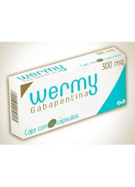 WERMY CAPSULAS 300 MG. C/16