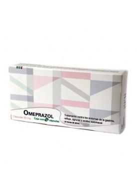 OMEPRAZOL CAPSULAS 20 MG C/14