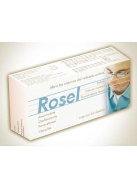 ROSEL CAPSULAS C/24